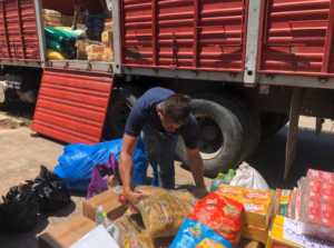 Food Supplies for Volunteer Firefighters and Park Rangers