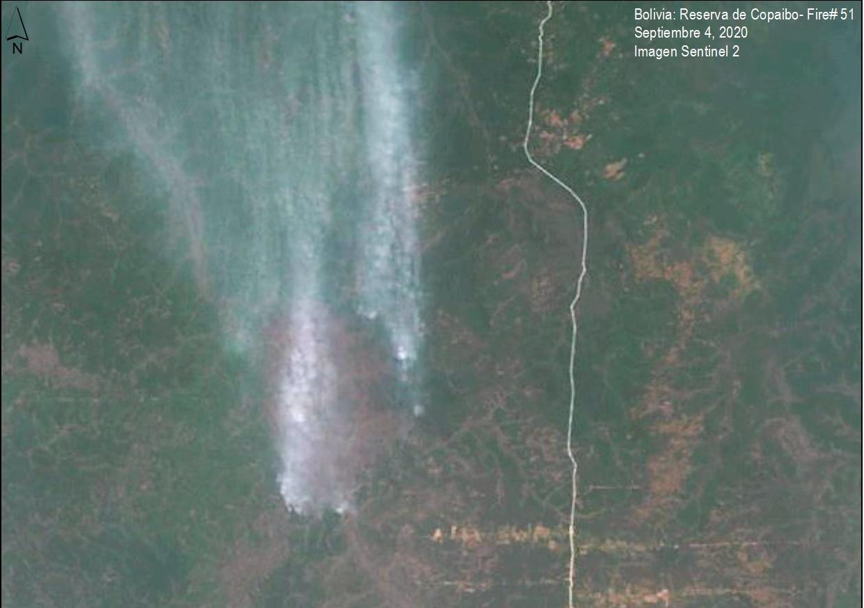 Image 3. Major Fire #51 (September 4, 2020). Data: Planet.