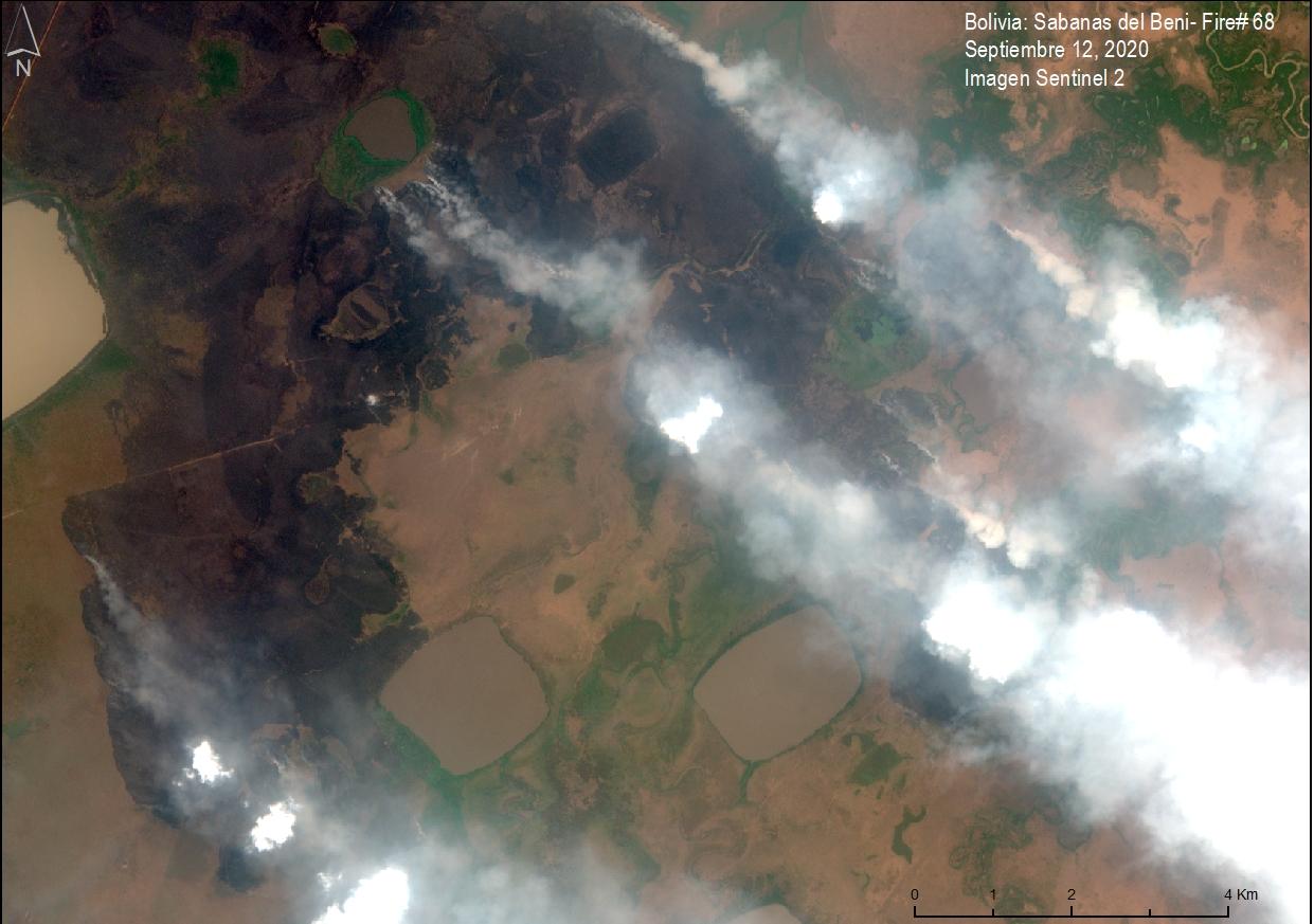 Image 4. Major Fire #68 (September 12, 2020). Data: Planet.