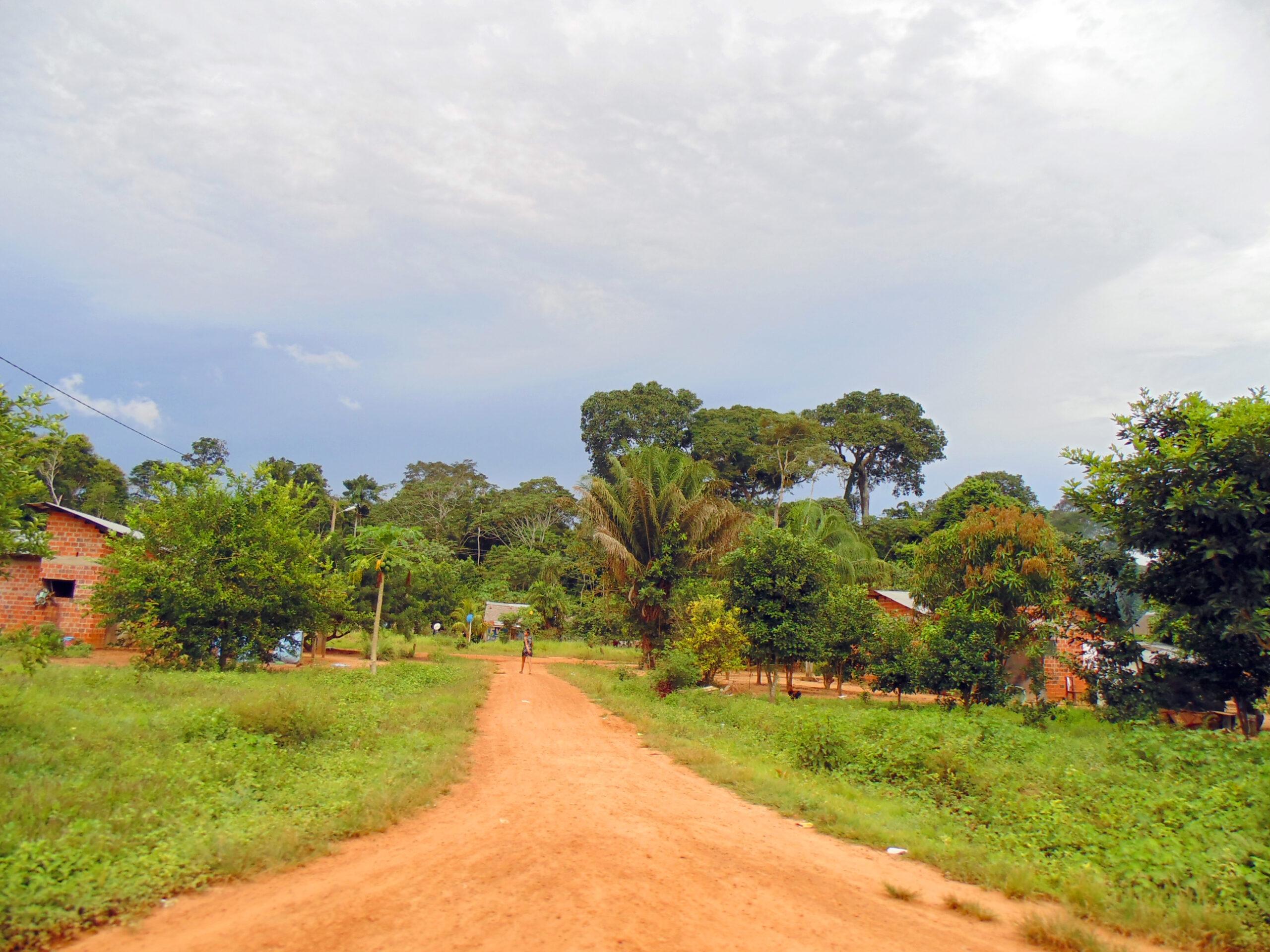 Porvenir protected area