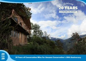 Wayqecha Cloud Forest Research Station part of 20 for 20 Years of Conservation Wins by Amazon Conservation