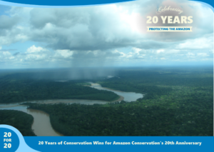 Photo of Bajo Madidi Conservation Area by Amazon Conservation,part of 20 for 20 Years of Conservation Wins by Amazon Conservation