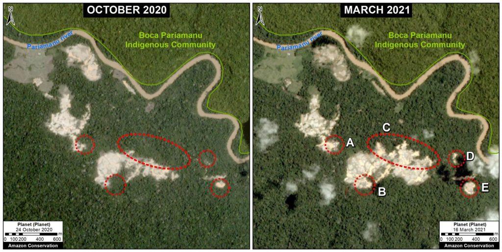Image 2. Data: Planet, MAAP.