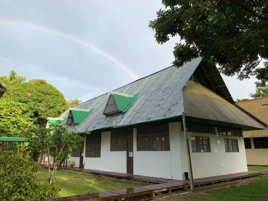 Photo of Los Amigos Wildlife Conservation Lab